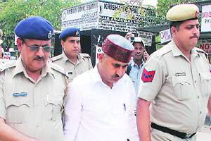 Doon MLA charged with murder