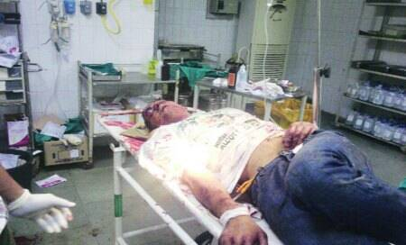 UP runaway couple thrashed atBurail