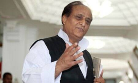 Now Azam attacks UPA,accuses it of creating fear 'psychosis'