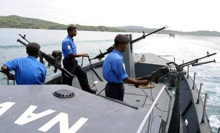 Four Tamil fishermen attacked by Sri Lankan navy