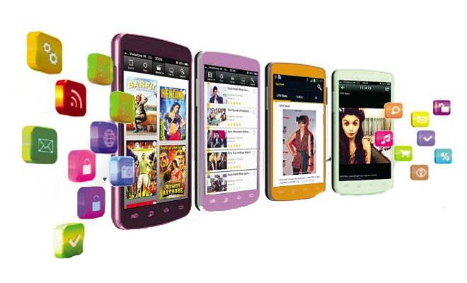 Mobile Apps: Movies on the move