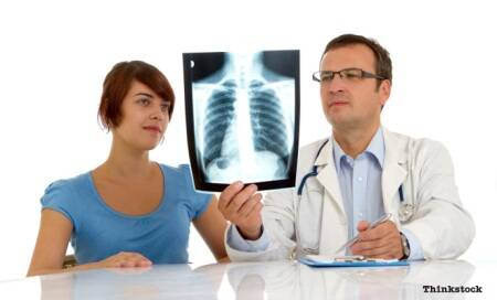 Some lung cancers linked to commonvirus