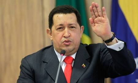 At Hugo Chavez's tomb,a quiet place to idolize him