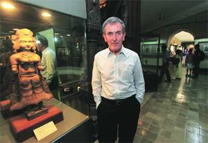 'it's the museum's job to attractaudience'