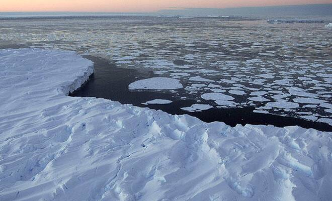 Scientists find Antarctic ice is melting faster