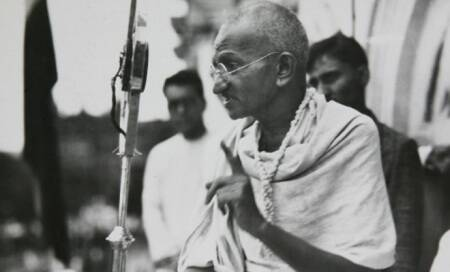 Mahatma Gandhi among leaders most admired by CEOsglobally