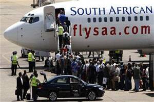 South African Airways ties up with Jet Airways