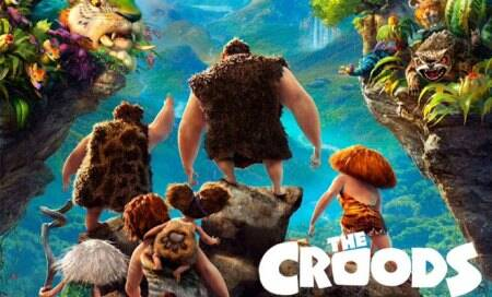Movie review: TheCroods