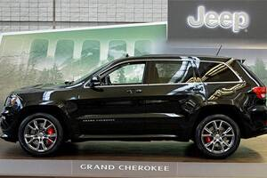 Jeep looks to make an SUV in China by end 2014