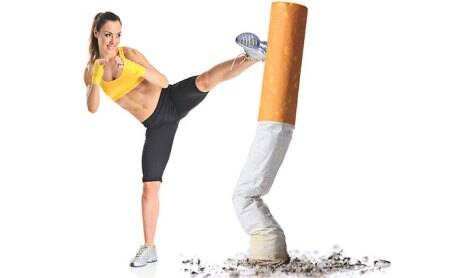 Quit smoking? Vitamin E may give extra boost to hearthealth