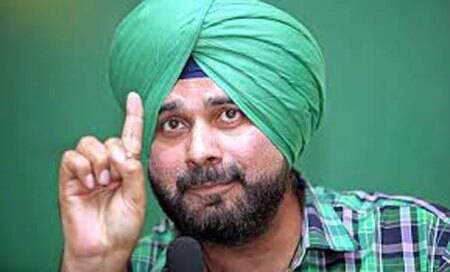 Sidhu out of political coma,slams Aviation Minister for turning down his requests for Amritsarairport