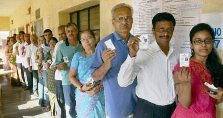 Karnataka: 69% polling recorded,searing heat affects voter turnout