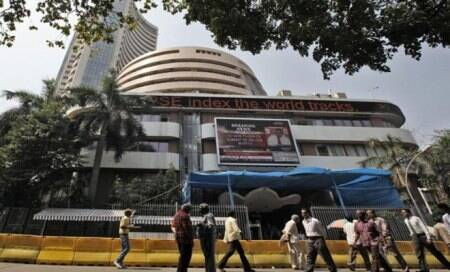 BSE Sensex rises 50 points in openingtrade