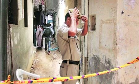 School girl shot dead in Munirka,family says accused wanted to marryher