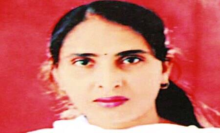 Sharmila had been seeking justice for her husband till the day shedied