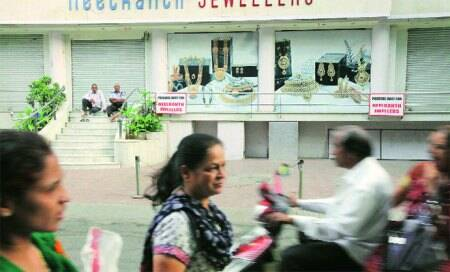 LBT: Hit 'hard' by strike,traders' unions may call off protesttoday
