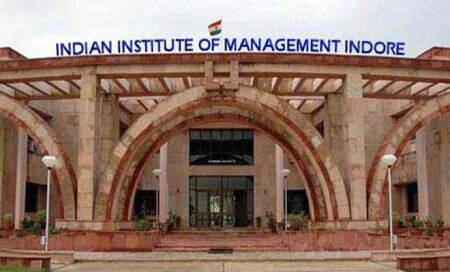 IIM-Indore student offered salary of Rs 34 lakh peryear