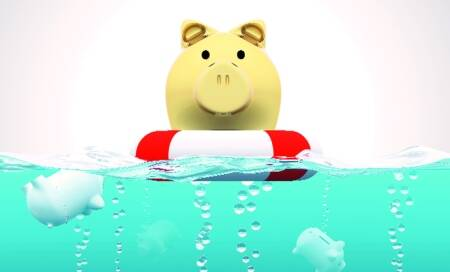 Staying afloat on inflation-indexed bonds