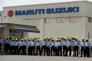 Sacked Maruti Suzuki India Ltd workers demand release of 100 workers