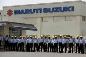Sacked Maruti Suzuki India Ltd workers demand release of 100workers