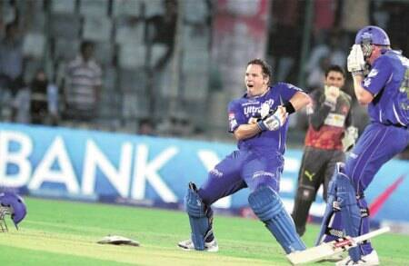 Rajasthan put off-field issues behind,beat Hyderabad inEliminator