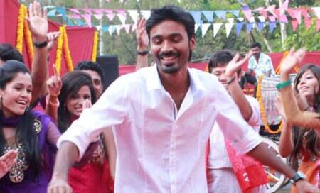 Dhanush to work with K V Anand in a Tamilfilm