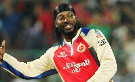 Chris Gayle 'most dangerous cricketer' in Indian cyberspace: McAfee