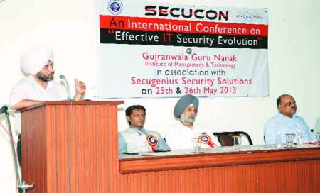 International conference at GGNIMT concludes