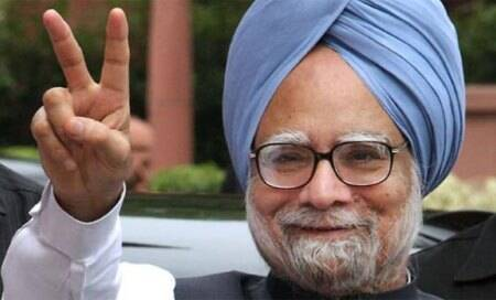 Manmohan Singh elected to Rajya Sabha for 5th term,Congress wins both seats in Assam