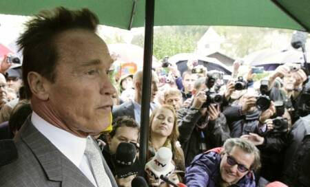 Arnold Schwarzenegger to star in new TV show