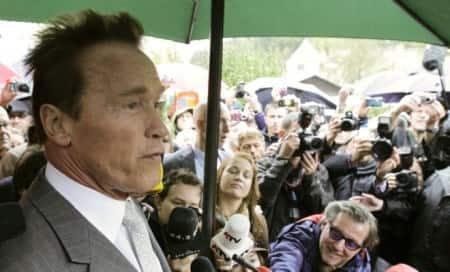 Arnold Schwarzenegger to star in new TVshow