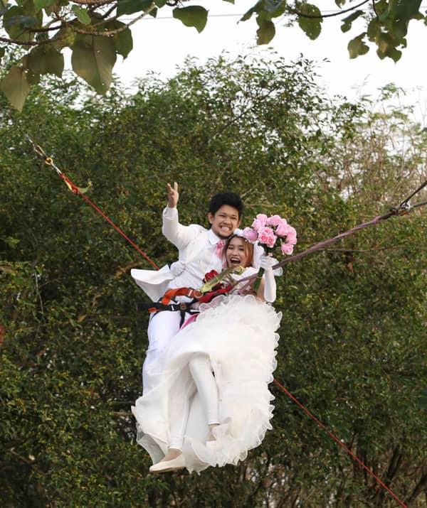 Thai groom
