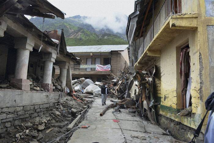 Kedarnath Tragedy