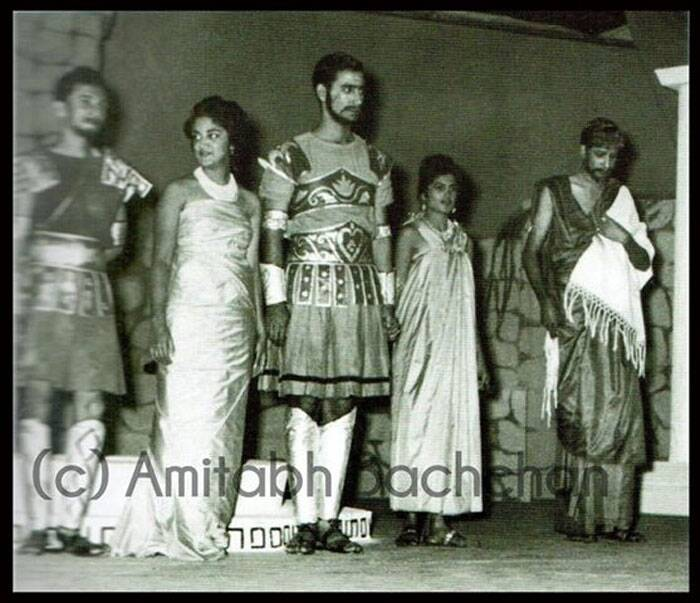 Rare pics of Amitabh Bachchan and family