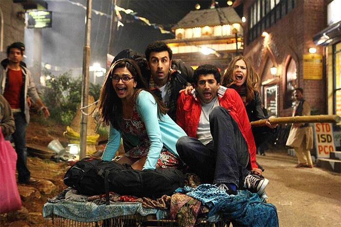 'Yeh Jawaani Hai Deewani' eventually opened to record-breaking collections and emerged as the fourth highest-grossing Bollywood film of all time with earnings of over Rs 3 billion and Ranbir's third consecutive commercial success in three years.