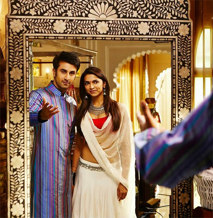 Ranbir Kapoor achieved further success when he reunited with director Ayan Mukerji and ex-girlfriend Deepika Paukone in 'Yeh Jawaani Hai Deewani'. Ranbir's pairing with Deepika, after their highly publicised break-up, led to a strong buzz surrounding the film's release.<br /> In an interview Ranbir Kapoor said that he found his character (Bunny) to be an extension of his real self and thus the biggest challenge in playing the role was to use his own experiences as references... 'without making it boring'.