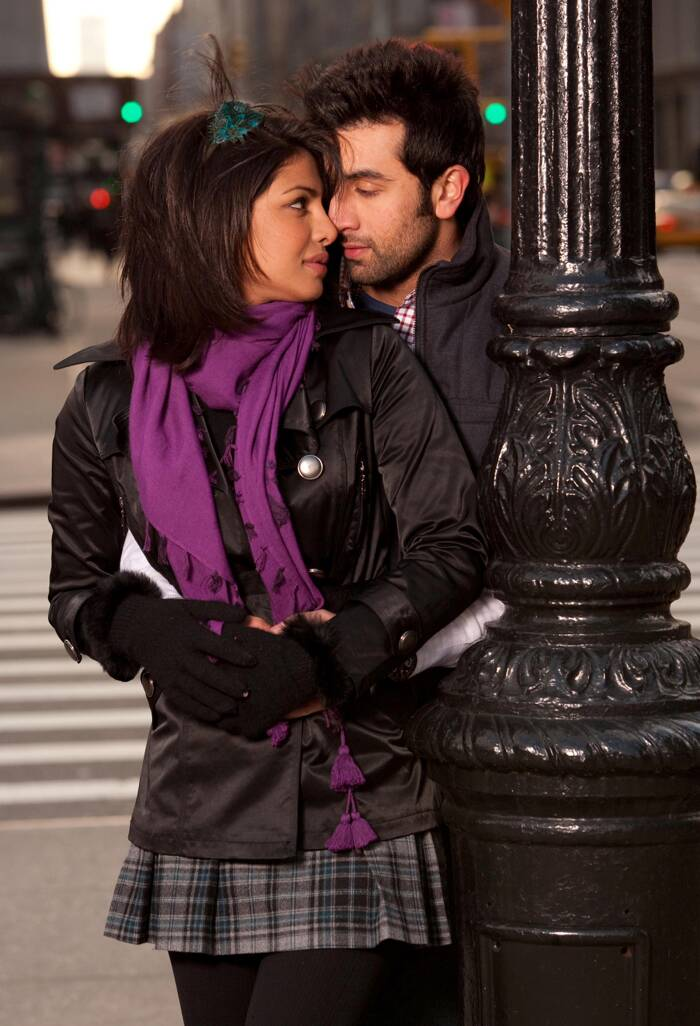 The same year, Ranbir Kapoor collaborated with Priyanka Chopra for 'Anjaana Anjaani', which was a box office disaster.