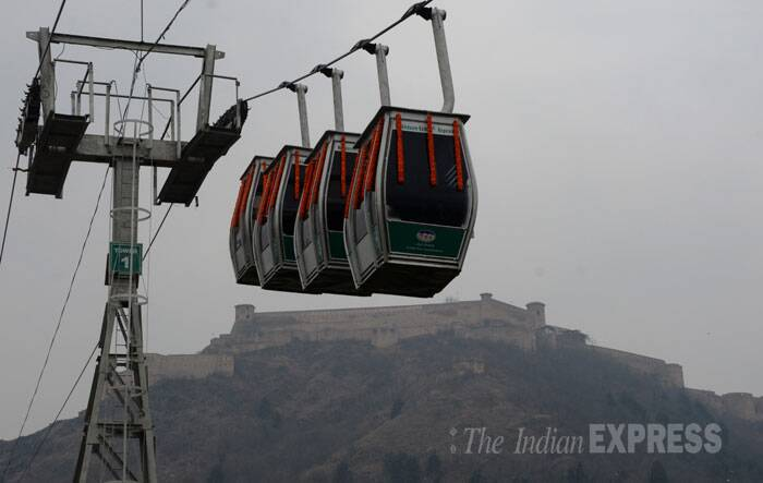 Bhivpuri-Matheran ropeway , Mumbai Metropolitan Region Development Authority (MMRDA), Mumbai News, Indian Express News
