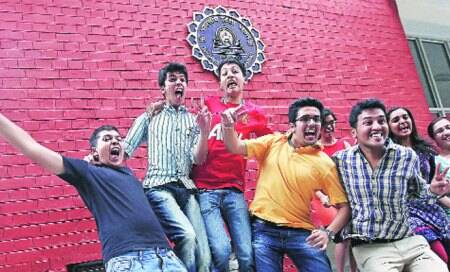 Post-results,Bhavan Vidyalaya-27 comes at the top of the pile