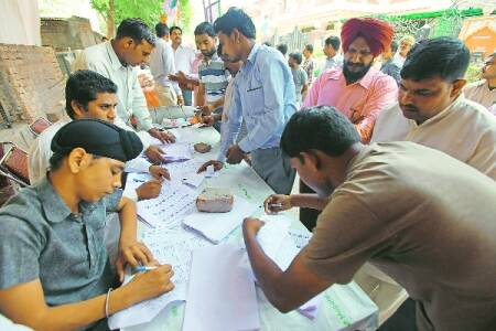 PMC polls peaceful,record 62.86 pcturnout