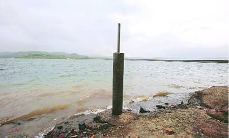 Water resources regulator on a slippery wicket