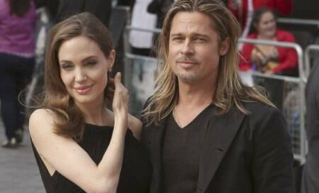Angelina Jolie makes first public appearance after doublemastectomy