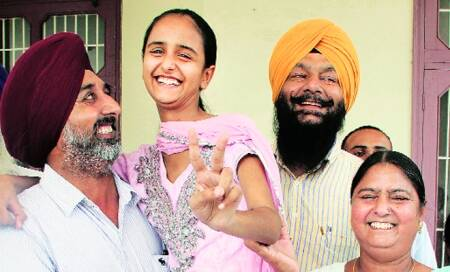 PSEB Class X results: Ludhiana dist tops state with 126 merit positions