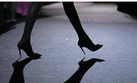 High heels may cause permanent injury