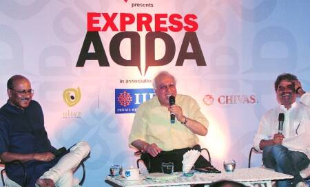 Express Adda with Kapil Sibal: 'No institution is doing what it should under the Constitution'