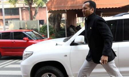 Coal scam: CBI books Cong MP Naveen Jindal,ex-minister for cheating,graft