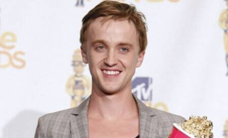 Tom Felton to star in crime drama Murder in theFirst