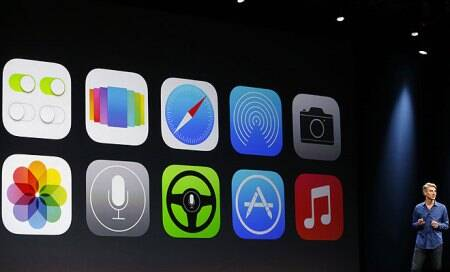 Apple Inc. iOS system update: Mapping change forusers