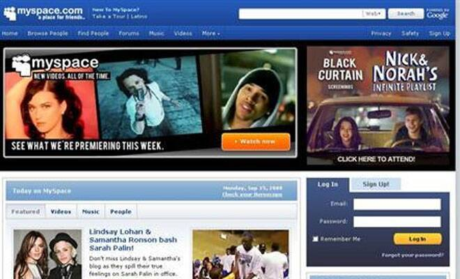 Revamped Myspace takes it back to the future with many newfeatures
