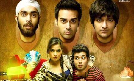 Movie Review Fukrey: Fumbling with the 'Dilli' cliche